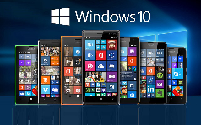 Lumia Smartphones Getting The Windows 10 Update
