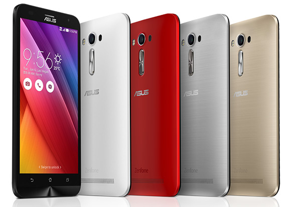 Asus Zenfone 2 Laser 6 Announced @ Rs. 17,999