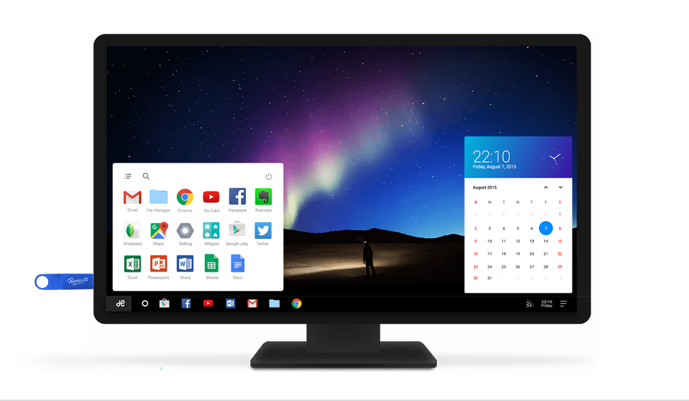 easy way to run android apps on pc