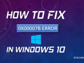 How To Fix 0x00007b Error