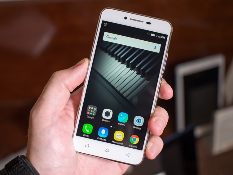 Get the Spectacular Details about the Lenovo Vibe K5 Plus