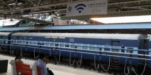 Google Now Provide Free Wi-Fi Service At Indian Railway Stations
