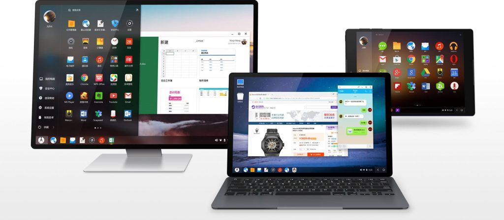 Android Lollipop based Phoenix OS