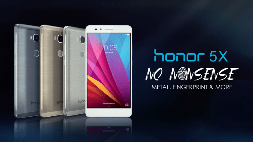 Upgrade Honor 5X to Android Marshmallow 6.0 Manually