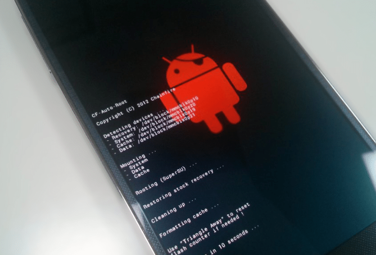 how to get superuser on android