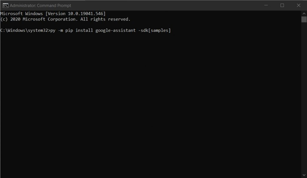 Get Google Assistant For PC